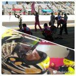岩田選手、14位まで順位を上げてピットイン!