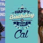 Happy Birthday CAL!!