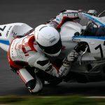本日、鈴鹿サンデーロードレースが鈴鹿サーキット東コースにて開催され、Club H43 Team NOBBYより河井匠選手がナショナルST600クラスに参戦。