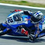 FRESH NEWS: Peetu Paavilainen will be back in the last FIM CEV Repsol race at Valencia.