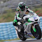 Día acabado. Muy contentos con el progreso de Davide Fabbri en el Circuito de Jerez 💪🏼🐸