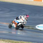 🇪🇸 Finalizado también el entreno de la categoría pequeña #Moto3