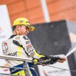 🇪🇸 Iniciamos nueva semana de carreras, esta vez rumbo a la cuarta cita del campeonato #ESBK RFME – Real Federación Motociclista Española en MotorLand Aragón donde saboreamos el podio hace 7 días 🍾