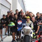 🇪🇸 Sensaciones increíbles hoy en la primera carrera del día de #Moto2