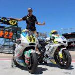 🇪🇸 Hoy felicitamos el cumpleaños a nuestro piloto de #SuperSport y #Moto2 Miquel Pons Payeras ¡Felicidades campeón! Disfruta de las merecidas vacaciones. 🎂🎊🎁🎉